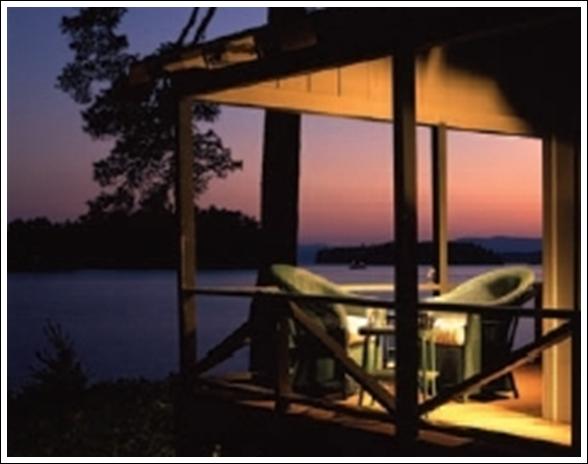 Migis Lodge Sebago Lake Maine