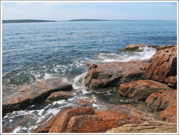 Acadia Maine Coast